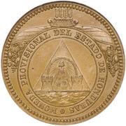 2 Pesos (Pattern strike) – obverse