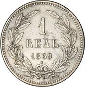 1 Real (Pattern strike) – reverse