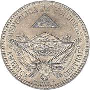 1 Real – obverse