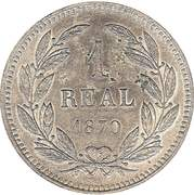 1 Real – reverse