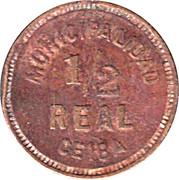 Necessity coin (La Ceiba) – obverse