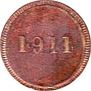 Necessity coin (La Ceiba) – reverse