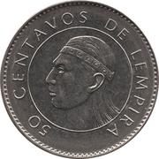 50 Centavos (magnetic) -  reverse