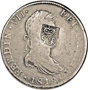 6 Shillings 1 Penny - George III – obverse