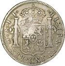 6 Shillings 1 Penny - George III – reverse