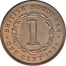 1 Cent - George V – reverse
