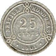 25 Cents - Victoria – reverse