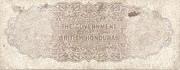 2 Dollars - George VI (Brown) – reverse