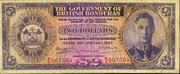 2 Dollars - George VI (Purple) – obverse