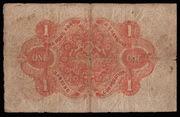 1 Dollar (HSBC) – reverse