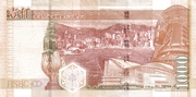 1 000 Dollars (HSBC) – reverse