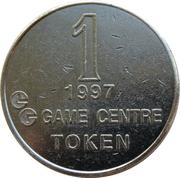 Game Token - Game Tai Po Centre – reverse