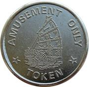 Token - Tai tin Amusement (glossy) – reverse