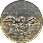 Medal - Hong Kong School Sports Association – obverse