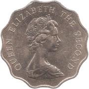 2 Dollars - Elizabeth II (2nd portrait) -  obverse