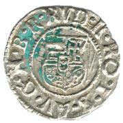 Denár - Rudolf (1576-1608) -  obverse