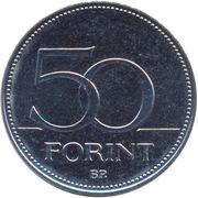 50 Forint -  reverse
