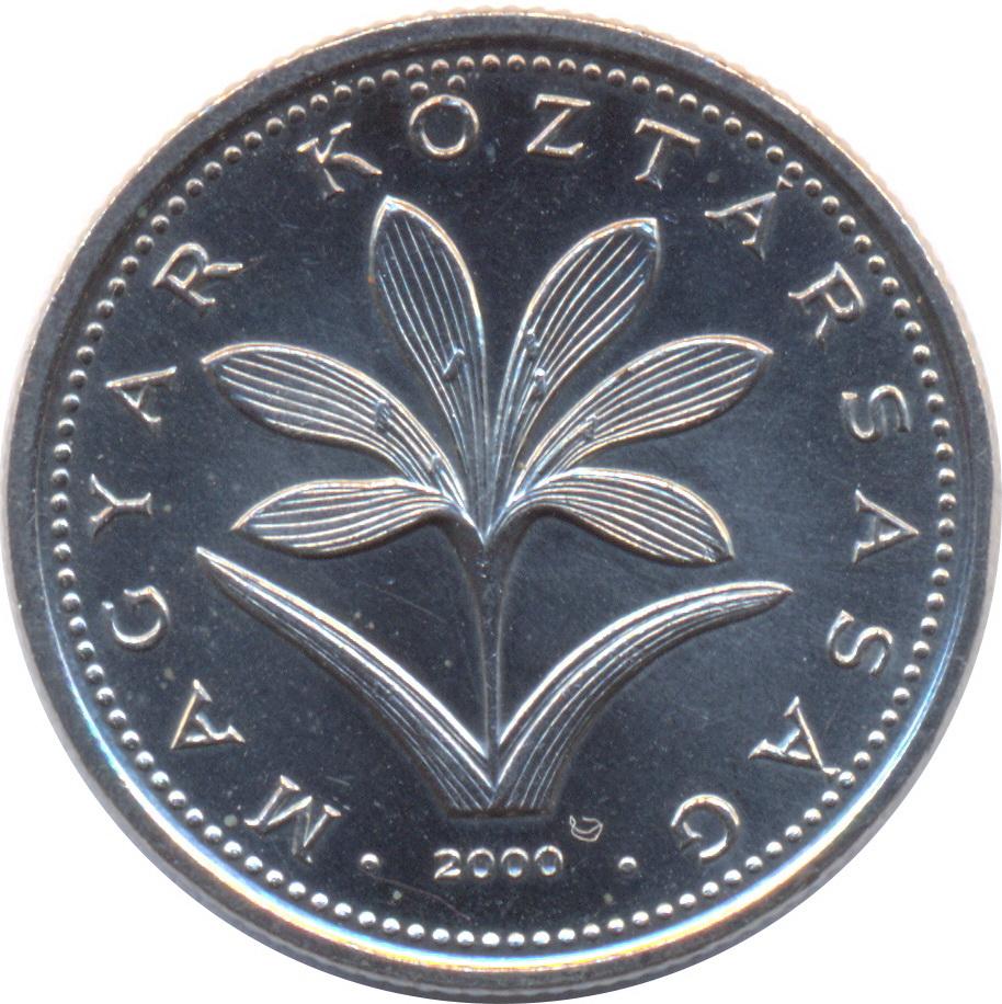 2 Forint Hungary Numista