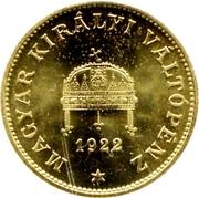 20 Fillér - IV. Károly (Karl IV - 1916-1918) – obverse