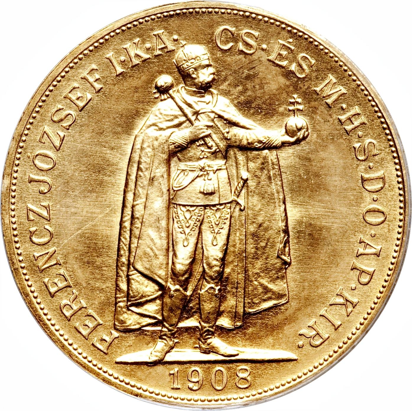 100 Korona - I  Ferenc József (Franz Joseph I - 1848/1867