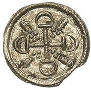 Obulus - II. Géza (1141-1162) – obverse