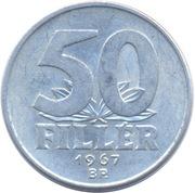 50 Fillér -  reverse