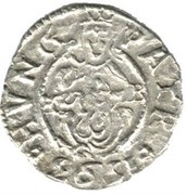 Denár - Rudolf (1576-1608) -  reverse