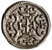 Obulus - Uncertain Ruler (II. Géza - II. András era: 1141-1235) – obverse