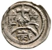 Obulus- II. András (1205-1235) – obverse