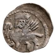 Denár - III. András (1290-1301) -  reverse