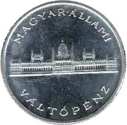 5 Pengő - Provisional Government Issue – obverse