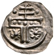 Bracteata - uncertain ruler – obverse