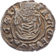 Denár - III. Ferdinánd (1637-1657) -  reverse