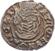 1 Denár - III. Ferdinánd (1638-1659) -  reverse