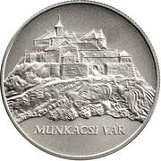 5000 Forint (Munkács Castle) -  reverse