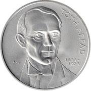 5000 Forint (Árpád Tóth) -  reverse