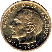 50 Forint (Béla Bartók) -  reverse