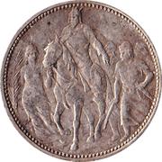 1 Korona - I. Ferenc József (Franz Joseph I - 1848/1867-1916 - Millennium) – reverse