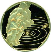200 Forint (End of Millennium) – reverse