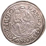 Garas  - Miksa (1564-1576) -  obverse