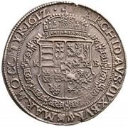 Tallér - II. Mátyás (1608-1619) -  reverse
