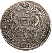 Tallér - II. Ferdinánd (1619-1637) -  obverse