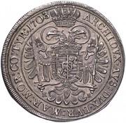 1 Tallér - I. Lipót (1657-1705) -  reverse