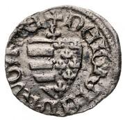 Obulus - I. Lajos, the Great (1342-1382) -  obverse