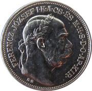 2 Korona - I. Ferenc József (Franz Joseph I - 1848/1867-1916) – obverse