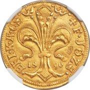 Goldgulden - Franz Joseph I – obverse