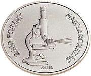 2000 Forint (Zsigmondy Richárd) -  obverse