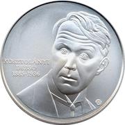 5000 Forint (Dezső Kosztolányi) -  reverse