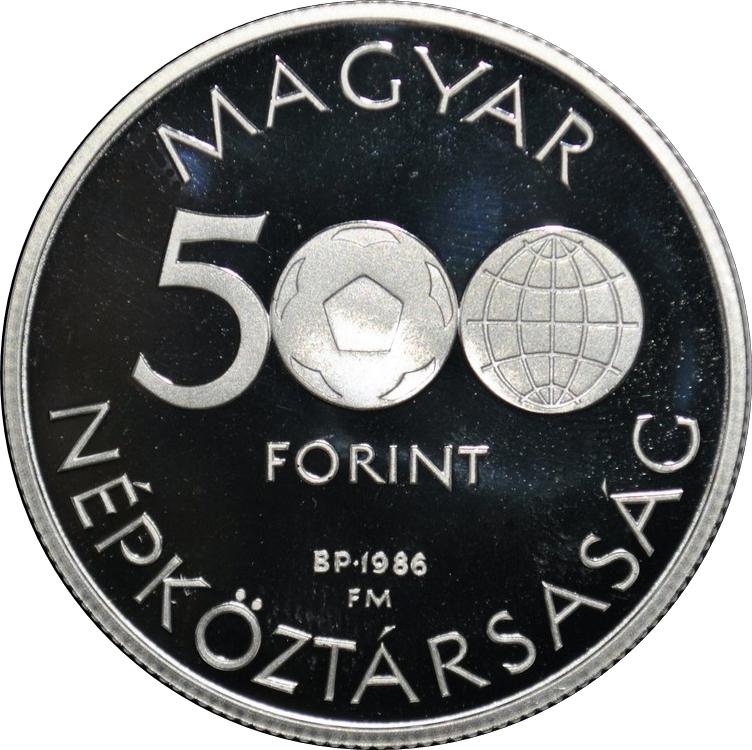 500 Forint World Football Championship