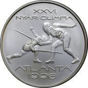 1000 Forint (Atlanta Olympics Fencing) -  obverse